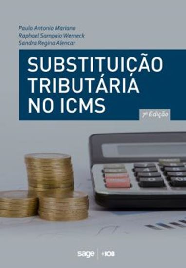 Picture of SUBSTITUICAO TRIBUTARIA NO ICMS  8ª ED