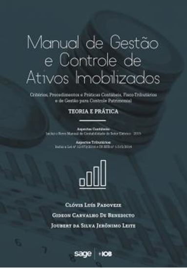 Picture of MANUAL DE GESTAO E CONTROLE DE ATIVOS IMOBILIZADOS