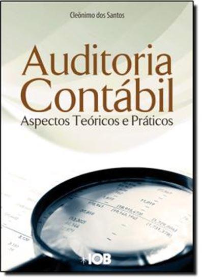 Picture of AUDITORIA CONTABIL - ASPECTOS TEORICOS E PRATICOS
