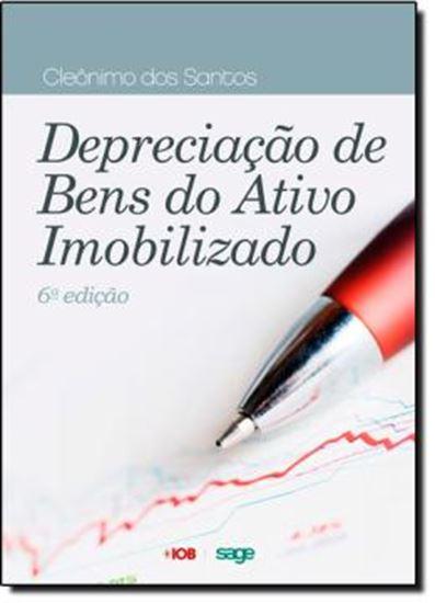Picture of DEPRECIACAO DE BENS DO ATIVO IMOBILIZADO - 5º ED