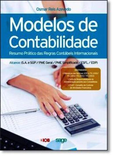 Picture of MODELOS DE CONTABILIDADE - 2º ED