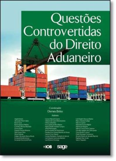 Picture of QUESTOES CONTROVERTIDAS DO DIREITO ADUANEIRO