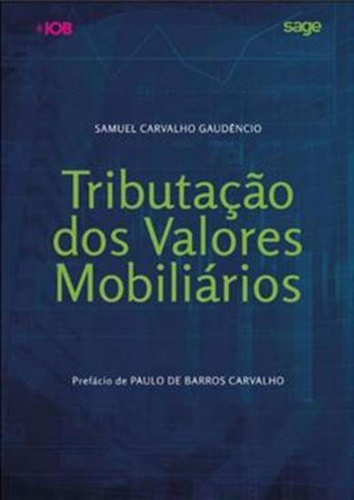 Picture of TRIBUTACAO DE VALORES MOBILIARIOS