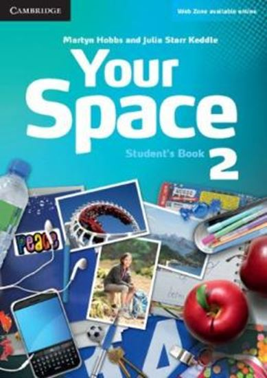 Picture of YOUR SPACE 2 STUDENTS BOOK - 1ST ED