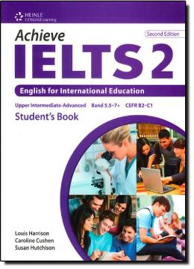 Picture of ACHIEVE IELTS 2 - STUDENT BOOK - 2ND ED