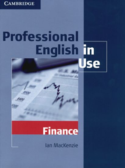 Picture of PROFESSIONAL ENGLISH IN USE FINANCE WITH ANSWERS