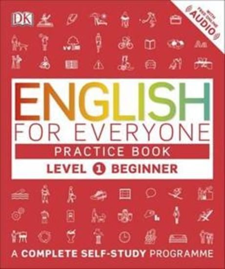 Picture of ENGLISH FOR EVERYONE PRACTICE BOOK 1 BEGINNER