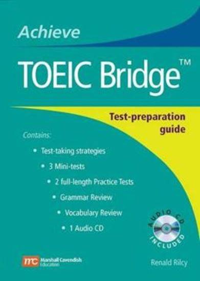 Picture of ACHIEVE TOEIC BRIDGE - TEST PREPARATION GUIDE