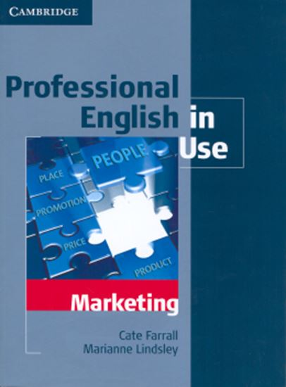 Picture of PROFESSIONAL ENGLISH IN USE MARKETING