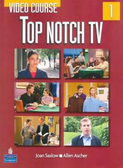 Picture of TOP NOTCH 1 TV VIDEO CB - 1ST ED
