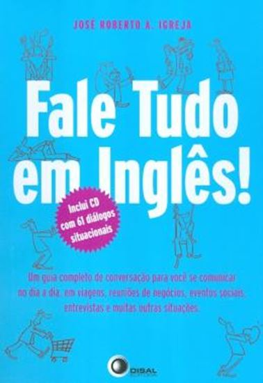 Picture of FALE TUDO EM INGLES - PACK