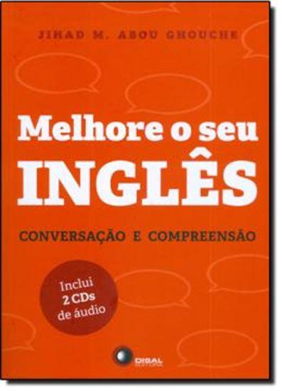 Picture of MELHORE O SEU INGLES - CONVERSACAO E COMPREENSAO
