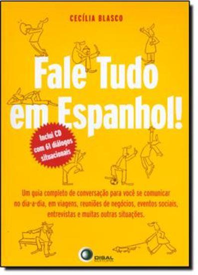 Picture of FALE TUDO EM ESPANHOL! COM CD AUDIO