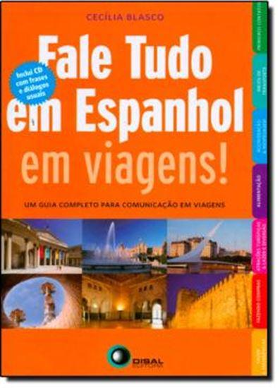 Picture of FALE TUDO EM ESPANHOL EM VIAGENS! COM CD AUDIO
