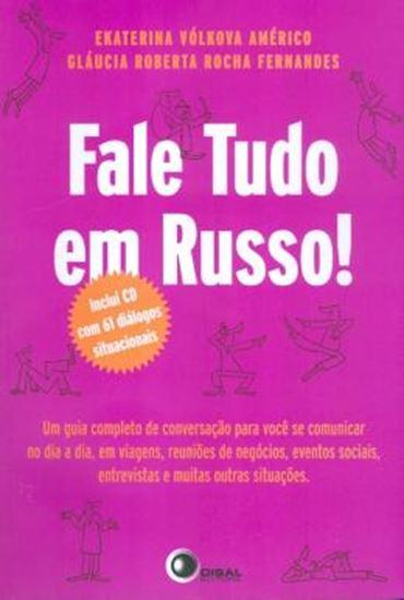 Picture of FALE TUDO EM RUSSO! COM CD AUDIO