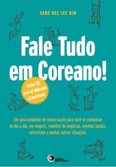 Picture of FALE TUDO EM COREANO! - COM CD