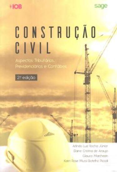 Picture of CONSTRUCAO CIVIL - ASPECTOS TEORICOS E PRATICOS - 2ª ED