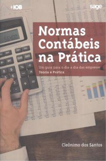 Picture of NORMAS CONTABEIS NA PRATICA - UM GUIA PARA O DIA A DIA DAS EMPRESAS