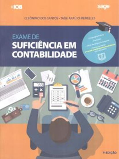 Picture of EXAME DE SUFICIENCIA EM CONTABILIDADE - 7ª ED