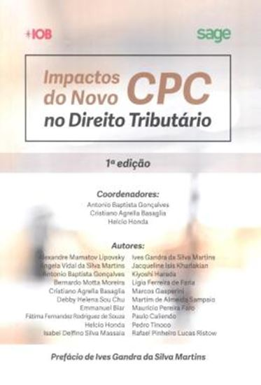 Picture of IMPACTOS NO NOVO CPC - CODIGO DE PROCESSO CIVIL