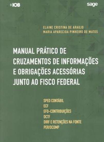 Picture of MANUAL PRATICO DE CRUZAMENTO DE INFORMACOES E OBRIGACOES ACESSORIA