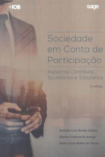 Picture of SOCIEDADE EM CONTA DE PARTICIPACAO - 2ª ED