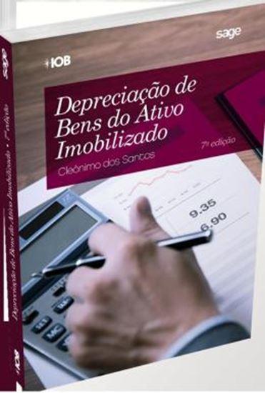 Picture of DEPRECIACAO DOS BENS DO ATIVO IMOBILIZADO - 7ª ED