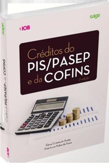 Picture of CREDITOS DO PISPASEP E DA COFINS - 2ª ED