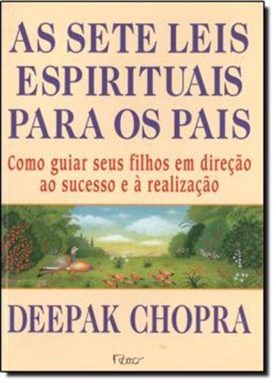 Picture of AS SETE LEIS ESPIRITUAIS PARA OS PAIS