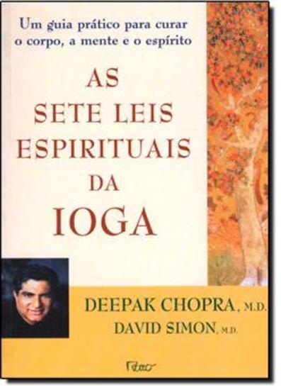 Picture of AS SETE LEIS ESPIRITUAIS DA IOGA