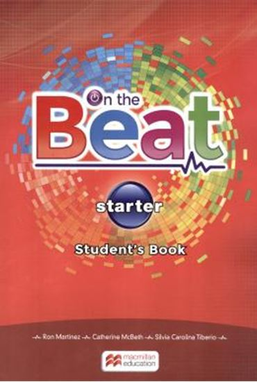 Picture of ON THE BEAT SB WITH WB DIGITAL BOOK STARTER