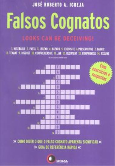 Picture of FALSOS COGNATOS - LOOKS CAN BE DECEIVING