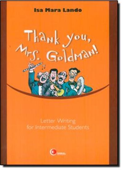 Picture of THANK YOU, MRS. GOLDMAN!