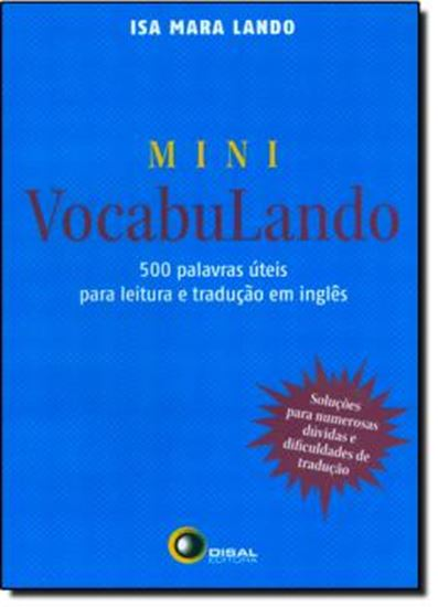Picture of MINI VOCABULANDO