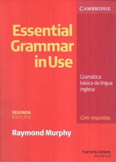 Picture of ESSENTIAL GRAMMAR IN USE GRAMATICA BASICA DA LINGUA INGLESA COM RESPOSTA - 2ª EDICAO