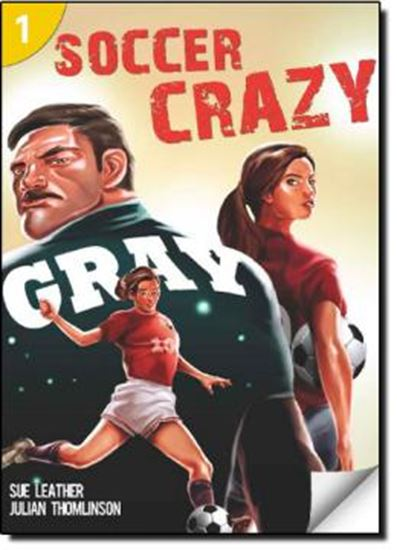 Picture of PAGE TURNERS 1 - SOCCER CRAZY