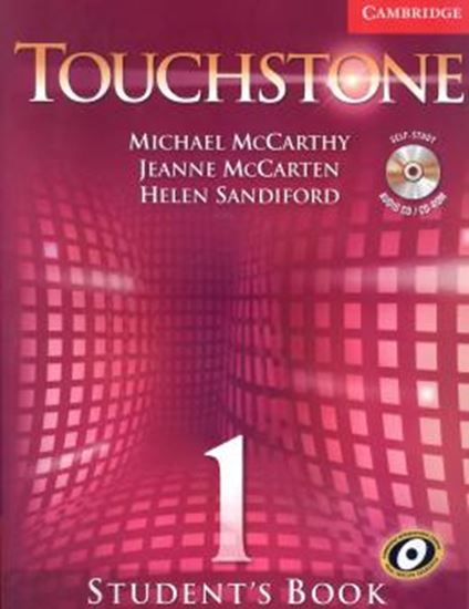 Picture of TOUCHSTONE 1 SB WITH CD/CD-ROM - 1ST ED