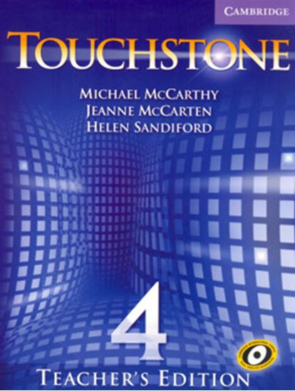 Picture of TOUCHSTONE 4 TB - 1ST ED