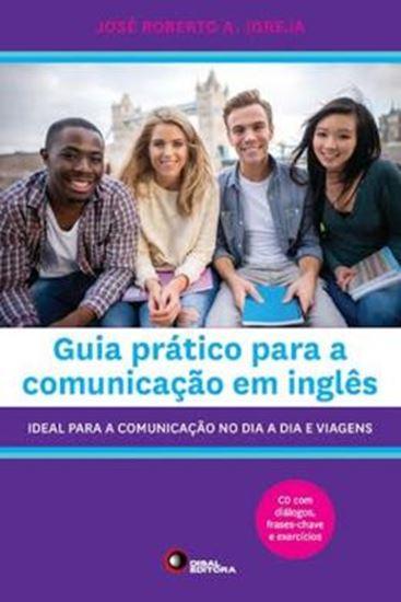 Picture of GUIA PRATICO PARA A COMUNICACAO EM INGLES - IDEAL PARA A COMUNICACAO NO DIA A DIA E VIAGENS