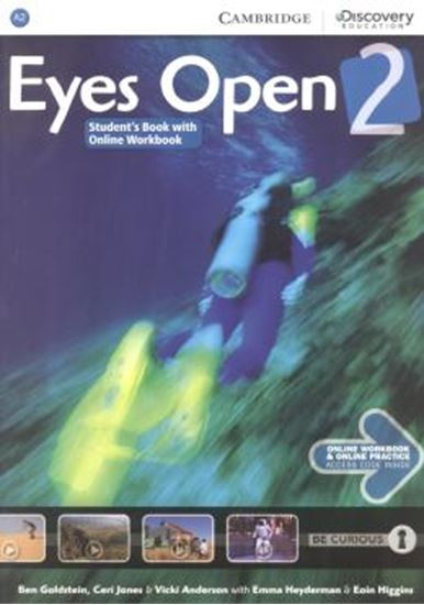 Picture of EYES OPEN 2 SB WITH ONLINE WB