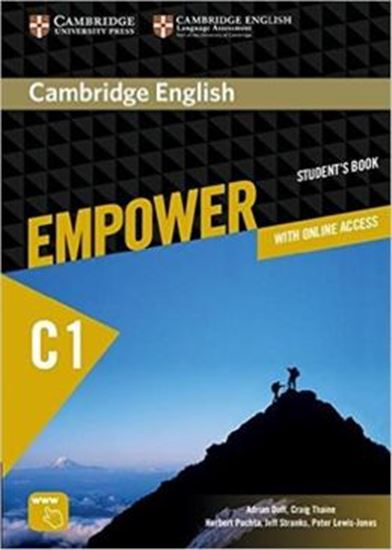 Picture of CAMBRIDGE ENGLISH EMPOWER ADVANCED SB WITH ONLINE ASSESSMENT AND PRACTICE AND ONLINE WB
