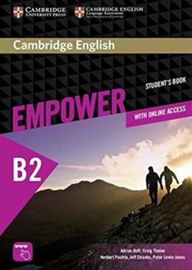 Picture of CAMBRIDGE ENGLISH EMPOWER UPPER-INTERMEDIATE SB WITH ONLINE ACCESS