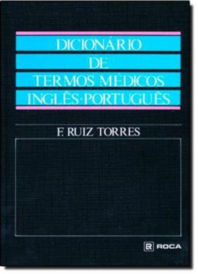 Picture of DICIONARIO DE TERMOS MEDICOS INGLES / PORTUGUES