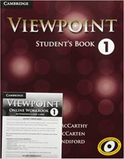 Picture of VIEWPOINT 1 STUDENT BOOK BLENDED (STUDENT BOOK AND ONLINE WORKBOOK CODE)