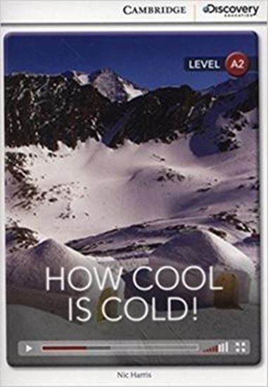 Picture of HOW COOL IS COLD! BOOK WITH ONLINE ACCESS