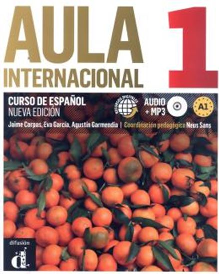 Picture of AULA INTERNACIONAL 1 LIBRO DEL ALUMNO + CD (A1) - N/E