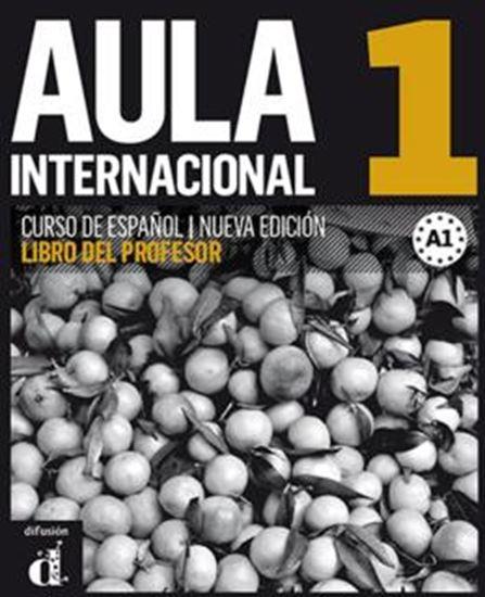 Picture of AULA INTERNACIONAL 1 LIBRO DEL PROFESOR A1 - N/E