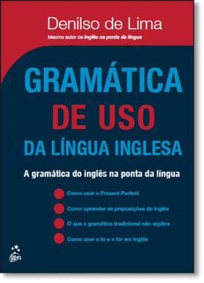Picture of GRAMATICA DE USO DA LINGUA INGLESA