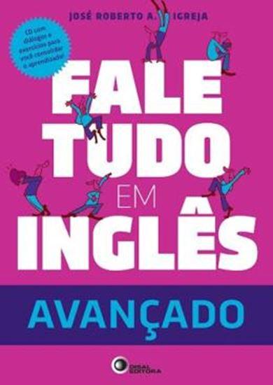 Picture of FALE TUDO EM INGLES - AVANCADO  + CD-AUDIO