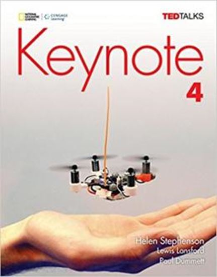 Picture of KEYNOTE 4 SB WITH KEYNOTE ONLINE STICKER - AMERICAN ENGLISH